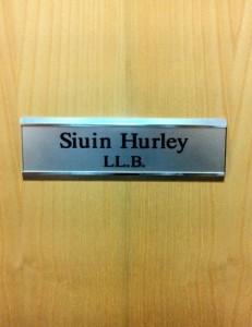 Siuin Hurley